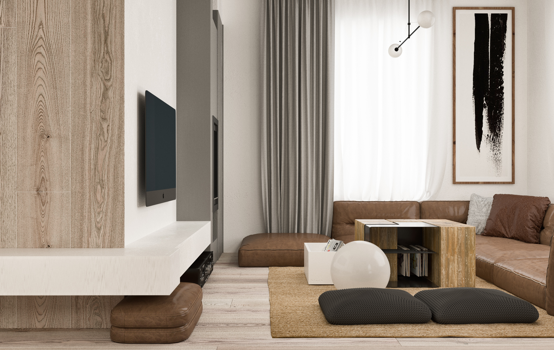 projekt wnętrza mieszkania