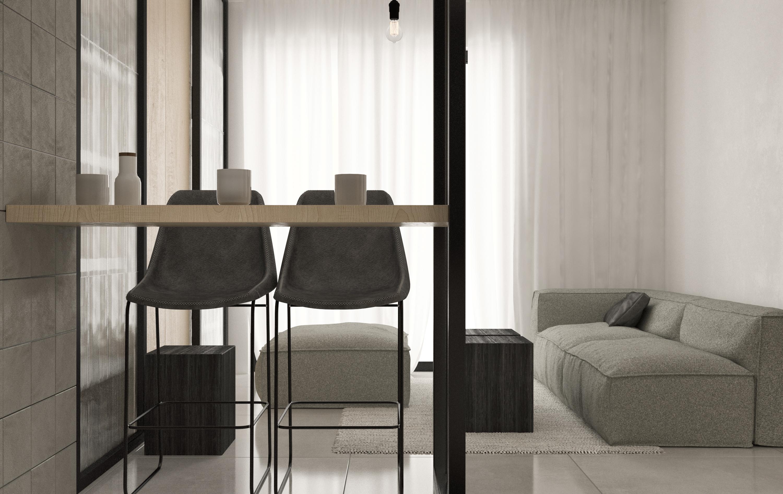 projekt mieszkania na wynajem
